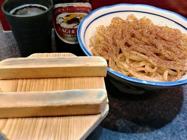 烈志笑魚油 麺香房 三く (17)
