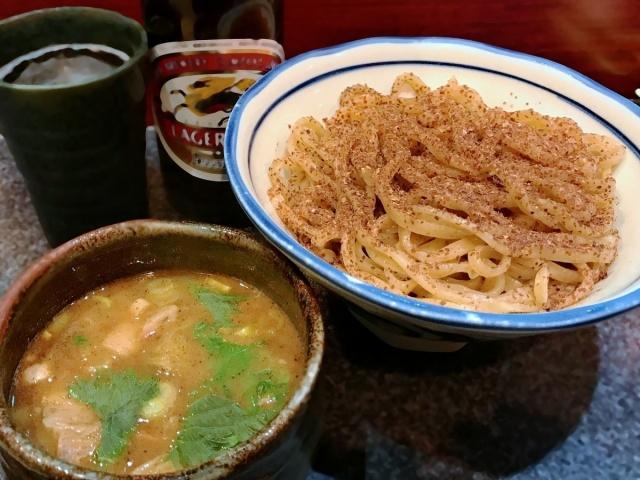 烈志笑魚油 麺香房 三く (18)