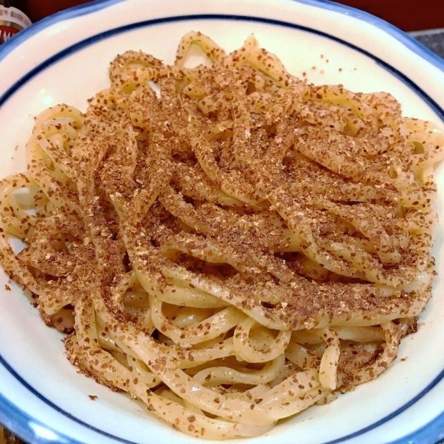 烈志笑魚油 麺香房 三く (19)