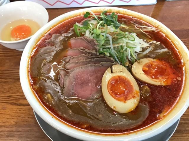 麺処ぼたん 宇都宮本店 (3)