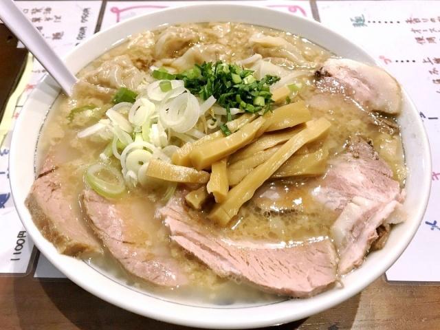 中華そば ぼたん (7)