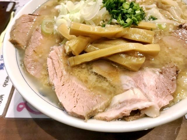 中華そば ぼたん (9)