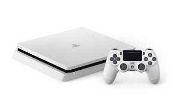 PS4 グレイシャー・ホワイト