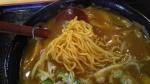 だるま亭 カレーラーメン 麺 17.5.3