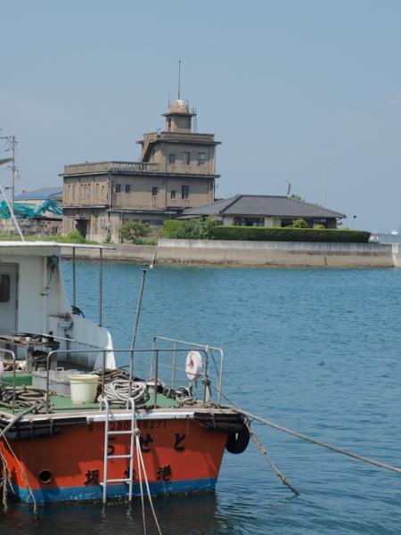 旧坂出港事務所06