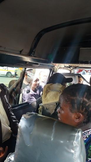 ザンビア ルサカへ移動(2)