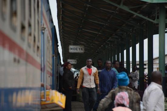 タンザニア タンザン鉄道(10)