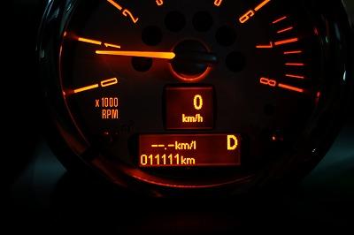 mini 11111km
