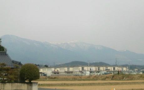 遠出をしました。。鳥取県境