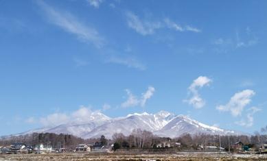 春の八ヶ岳2