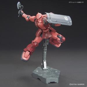 HG ザクI(シャア・アズナブル機)07