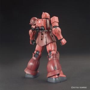 HG ザクI(シャア・アズナブル機)05