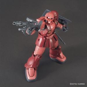 HG ザクI(シャア・アズナブル機)06