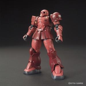 HG ザクI(シャア・アズナブル機)04