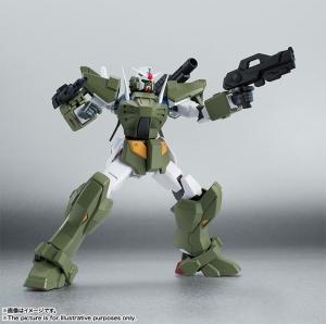 ROBOT魂 フルアーマー0ガンダム01 (2)