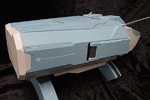 Realistic Model Series HGシリーズ用 プトレマイオス コンテナt