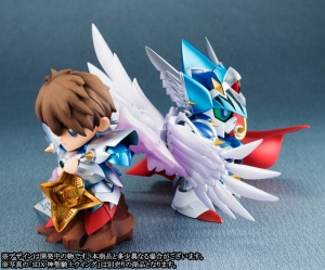 新SDガンダム外伝 鎧闘神戦記 騎士ヒイロ&天使リリーナ姫03