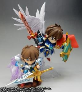 新SDガンダム外伝 鎧闘神戦記 騎士ヒイロ&天使リリーナ姫01