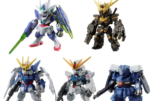 FW GUNDAM CONVERGE SELECTION [REAL TYPE COLOR]t