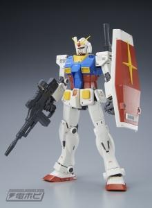 MG RX-78-02 ガンダム (GUNDAM THE ORIGIN版) スペシャルVer.001