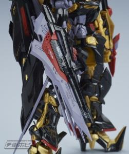 RG ガンダムアストレイゴールドフレーム天ミナのテストショット (8)