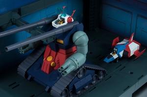 ROBOT魂 RX-75-4 ガンタンク & ホワイトベースデッキ ver. A.N.I.M.E. rt