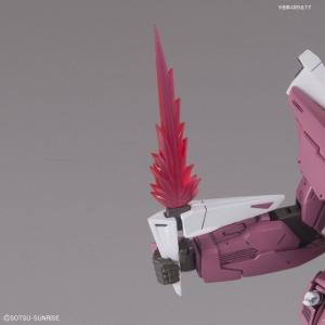 MG ジャスティスガンダムの彩色試作 (7)