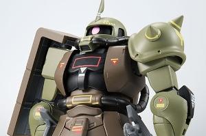 ROBOT魂 MS-06 量産型ザクver. A.N.I.M.E. ~リアルタイプカラー~t