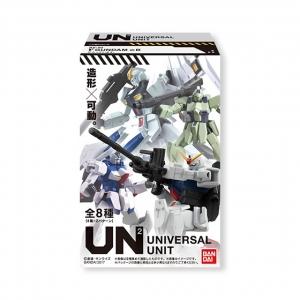 機動戦士ガンダム ユニバーサルユニット4のパッケージ