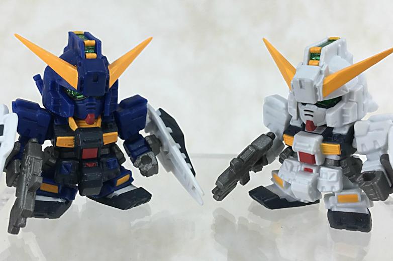 SDガンダムNEO 02 「ガンダムTR-1」1t