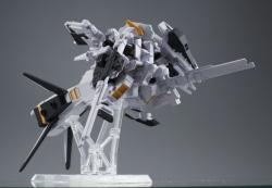 ガシャポン戦士f ヘイズル改(ティターンズカラー)&ブースターセット2