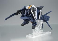 ガシャポン戦士f ヘイズル改(ティターンズカラー)&ブースターセット1