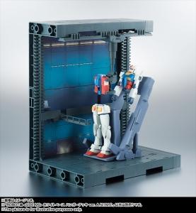 ROBOT魂 ホワイトベース ハンガーデッキ ver. A.N.I.M.E (10)