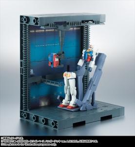 ROBOT魂 ホワイトベース ハンガーデッキ ver. A.N.I.M.E (11)