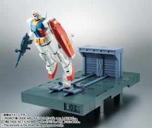 ROBOT魂 ホワイトベース カタパルトデッキ ver. A.N.I.M.E (8)