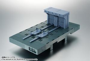 ROBOT魂 ホワイトベース カタパルトデッキ ver. A.N.I.M.E (1)