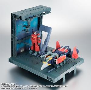ROBOT魂 ホワイトベース カタパルトデッキ ver. A.N.I.M.E (3)