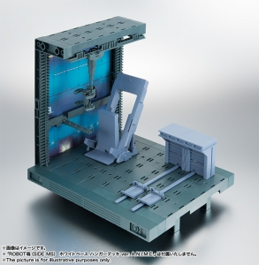 ROBOT魂 ホワイトベース カタパルトデッキ ver. A.N.I.M.E (4)