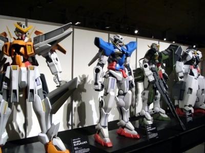 機動戦士ガンダム00(ダブルオー)1-10 立像