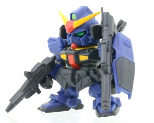 ガシャポン戦士 f03 ガンダムMk-Ⅱ 4