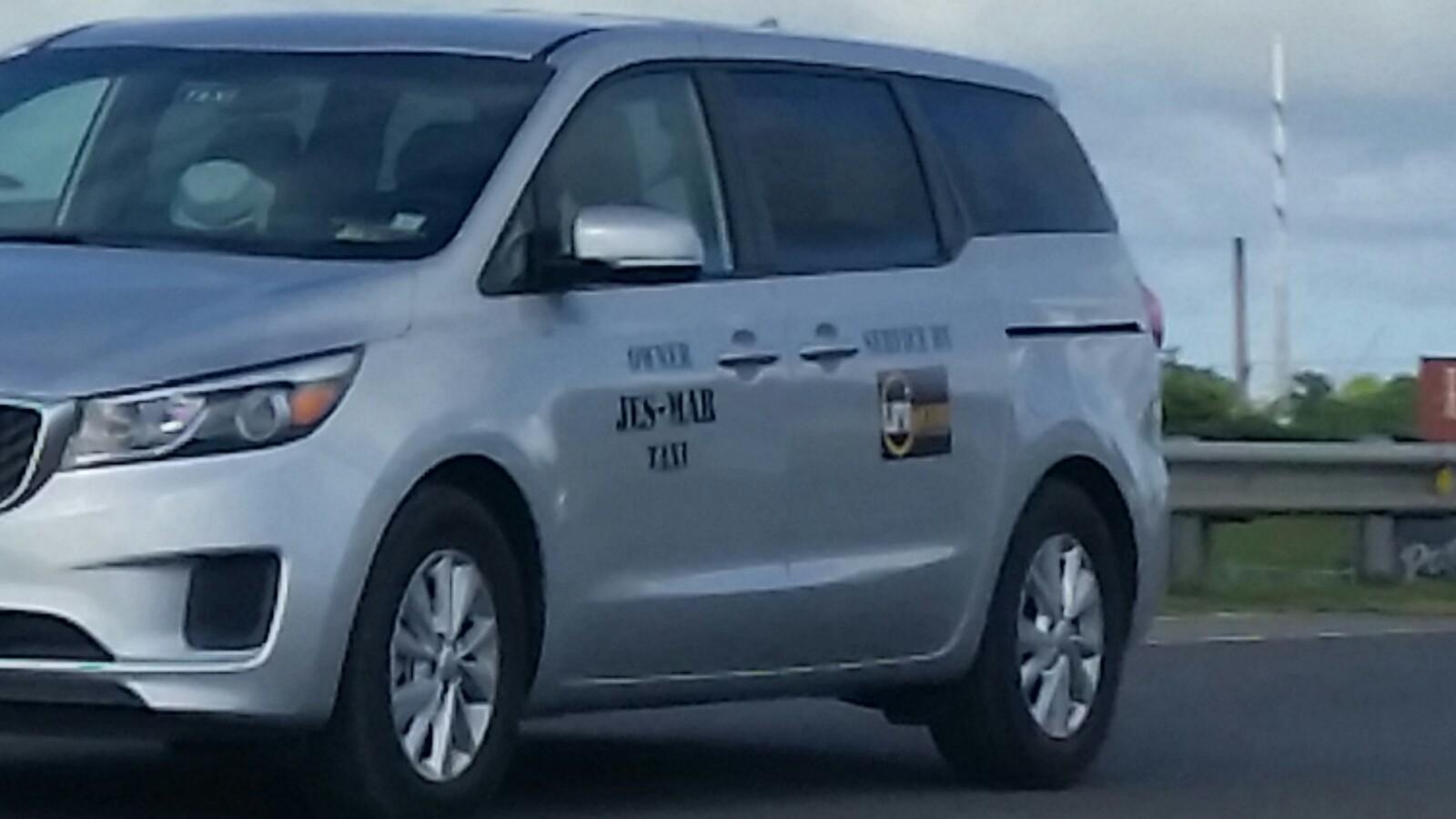 Guam Uni Taxi