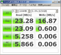 T420内蔵スロット+SDHC32GB