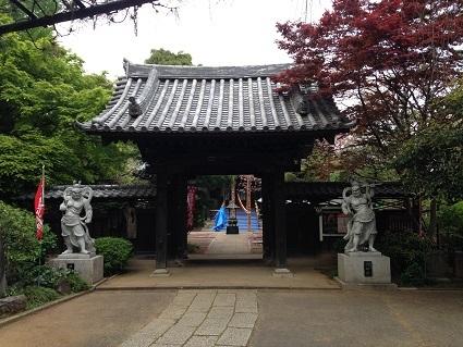 興禅寺1(横浜市港北区)