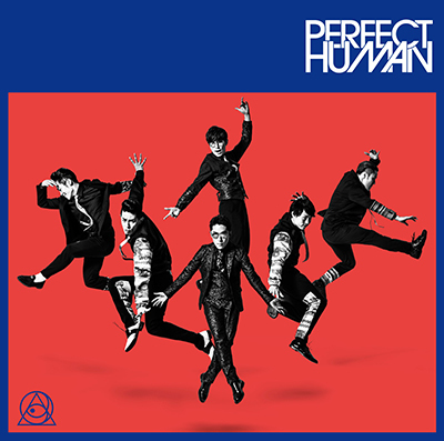 RADIO FISH「PERFECT HUMAN」(TYPE-A)(DVD付)