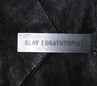GLAY「[DEATHTOPIA]」(DVD付)