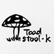 2017_Toad stool-k (トードストール・ケイ)_logo