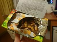 チョコ菓子 麺 外食