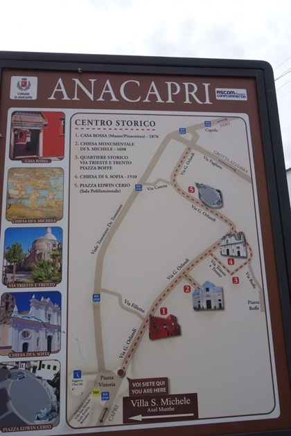 アナカプリへ4
