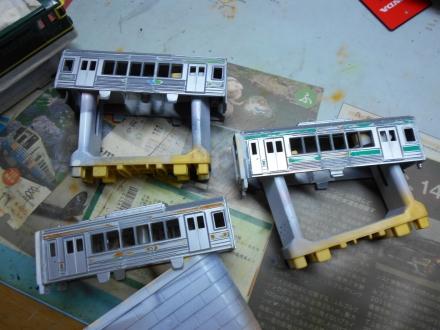プラレール211系、213系 ハイパーサルーン