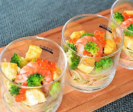 ホシサンベジ麺準備2
